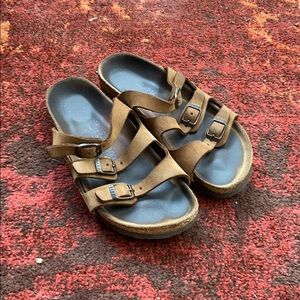 "Birkenstock ""Florida"" Sandal Size 36"